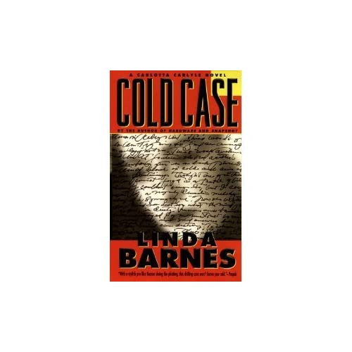Image 0 of Cold Case Carlotta Carlyle Mysteries Audio By Linda Barnes On Audio Cassette