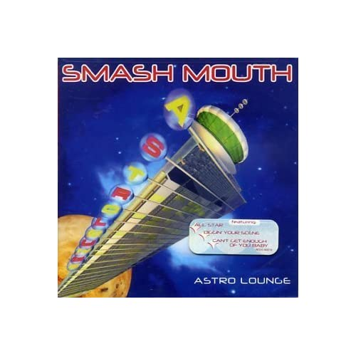 Image 0 of Astro Lounge Enhanced By Smash Mouth On Audio CD Album Pop