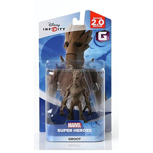 Image 0 of Disney Infinity Marvel Super Heroes 2.0 Groot Figure