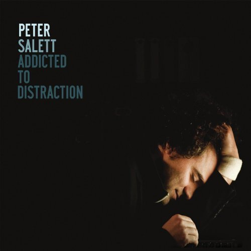 Addicted To Distraction By Peter Salett On Vinyl Record