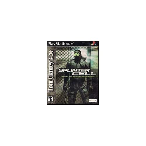 Image 0 of Tom Clancy's Splinter Cell For PlayStation 2 PS2
