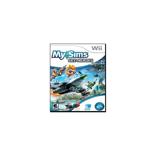 Image 0 of Mysims Sky Heroes For Wii And Wii U