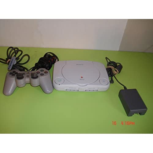 Sony PlayStation Ps One Mini Video Game Console SCPH-101