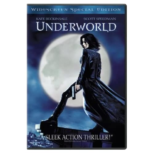 Image 0 of Underworld Widescreen Special Edition On DVD With Michael Sheen
