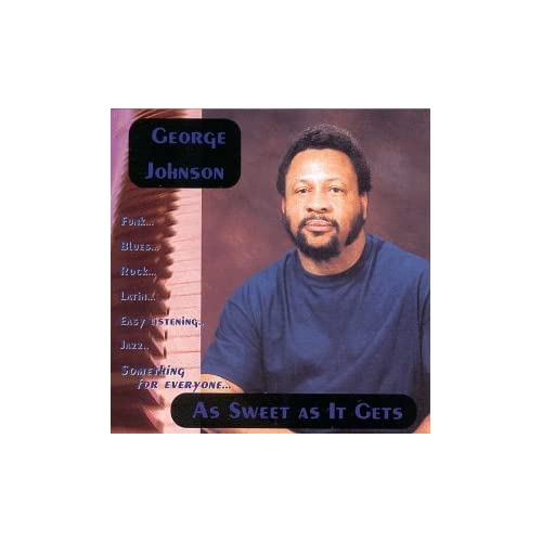 Image 0 of As Sweet As It Gets Jazz Album 1999 by Johnson George Performer On Audio CD