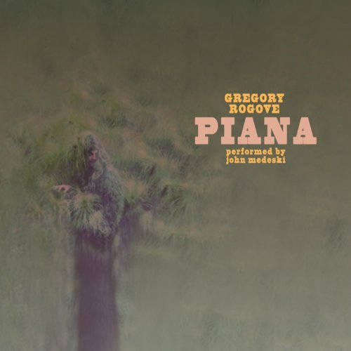Image 0 of Piana On Vinyl Record By Gregory Rogove