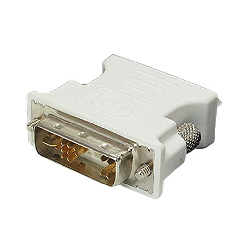 Image 0 of Generic 12+5-PIN Dvi-A M To 15-PIN VGA F Adapter Black to DVI