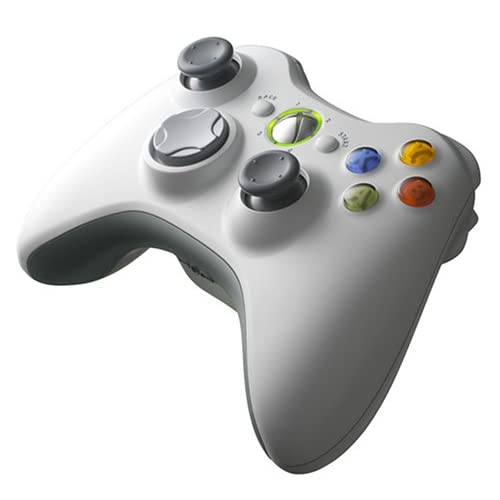Image 0 of Xbox 360 Wireless Controller White