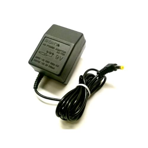 Ac-Dc Adapter 9VOLTS DC 210MA 1.7MM DC Power Plug With Positive Center  AC/DC AC