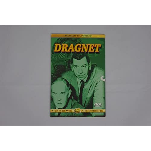 Image 0 of Dragnet On DVD