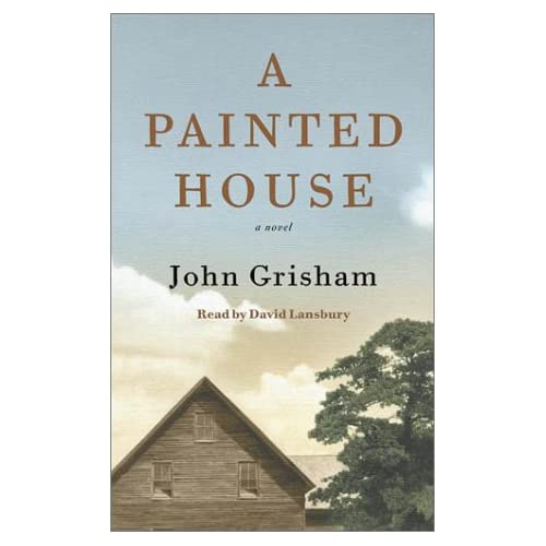 Image 0 of A Painted House By John Grisham And David Lansbury Reader On Audio Cassette