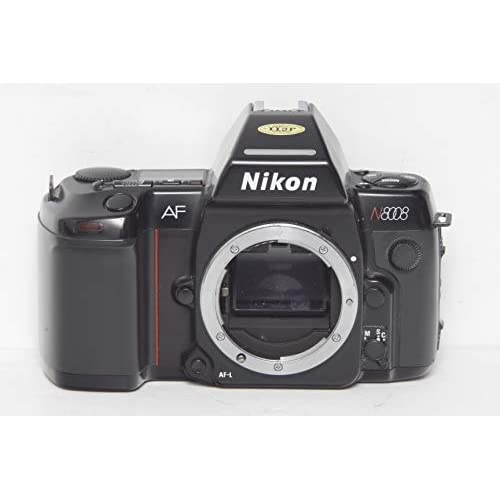 Image 0 of Nikon Af N8008 Single Lens Reflex Film Camera Body Digital