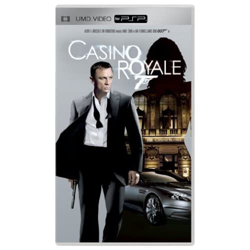 Image 0 of Casino Royale UMD For PSP By Sony Pictures Home Entertainment