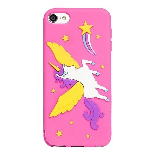 iPod Touch 5 Pegacorn Vest Fitted