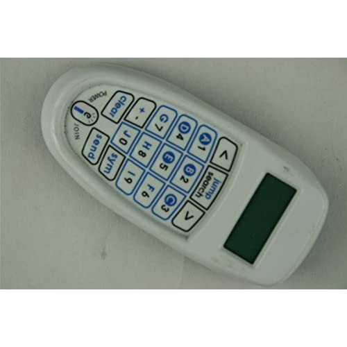 Image 0 of Einstruction KGEN2EI Student Response Remote Control White Infrared KGEN2E1