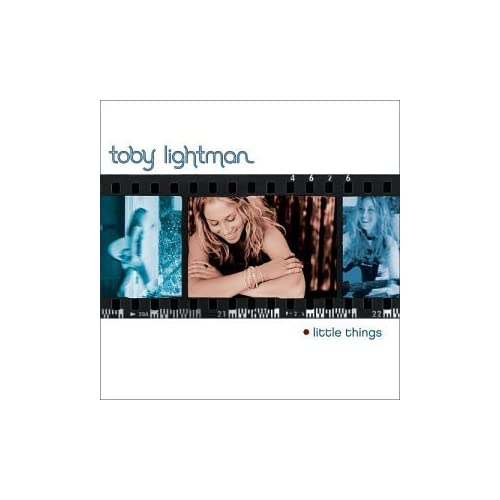 Image 0 of Little Things By Lightman Toby On Audio CD Album 2004