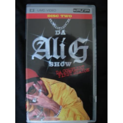 Image 0 of Da Ali G Show Da Compleet First Seazon Episodes 456 For PSP UMD