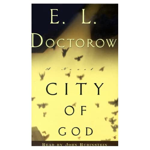 Image 0 of City Of God By Doctorow El Rubinstein John Reader On Audio Cassette