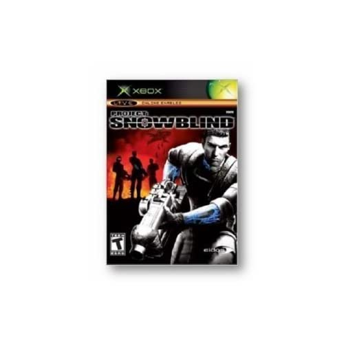 Project Snowblind Xbox For Xbox Original