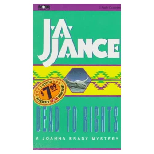Image 0 of Dead To Rights Joanna Brady Mysteries Book 4 On Audio Cassette