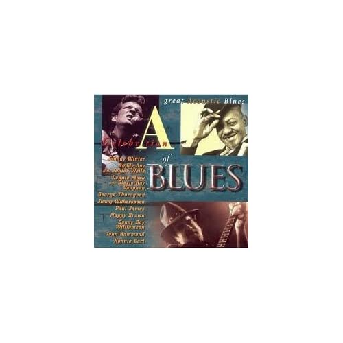 A Celebration Of Blues By Various On Audio CD Album 2002