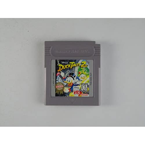 Duck Tales 2 On Gameboy