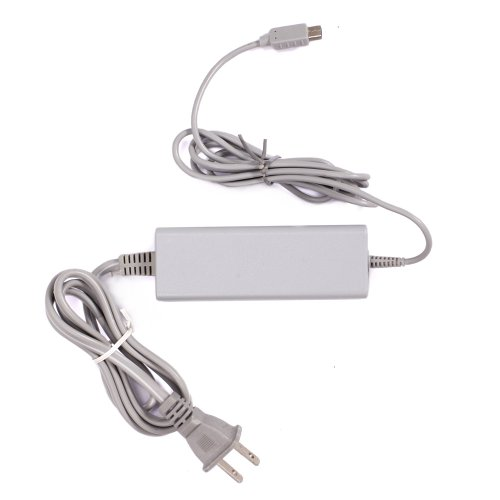 Wii u charging ac adapter for gamepad us plug wall charger for Wii u tablet charger