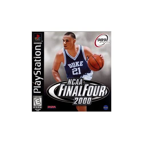 Image 0 of NCAA Final Four 2000 For PlayStation 1 PS1 4
