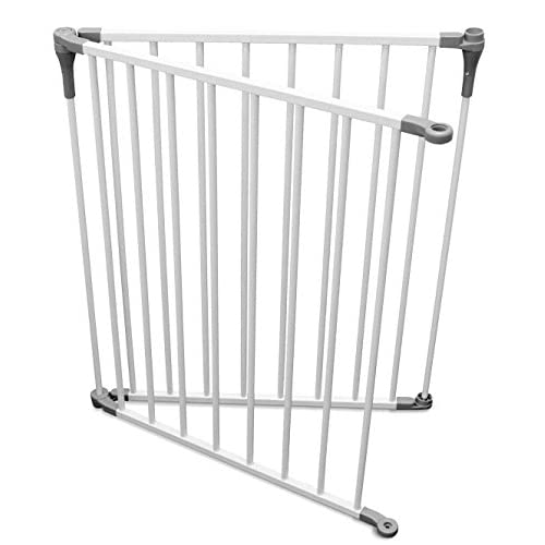 Dreambaby L1950 Royale Converta Gate 2 Panel Extension White