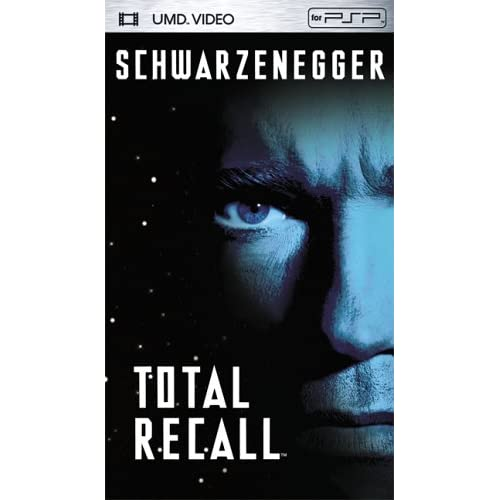 Image 0 of Total Recall UMD For PSP