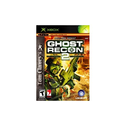 Image 0 of Tom Clancy's Ghost Recon 2: 2011 Final Assault For Xbox Original