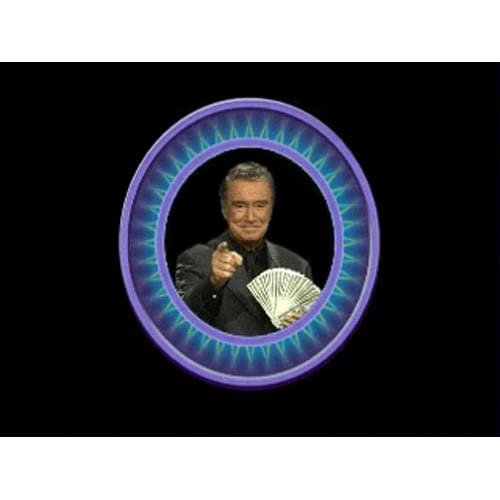 Who Wants To Be A Millionaire 2nd Edition For PlayStation