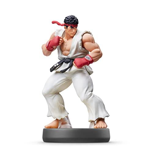Image 0 of Ryu Amiibo Super Smash Bros Series Figure Character