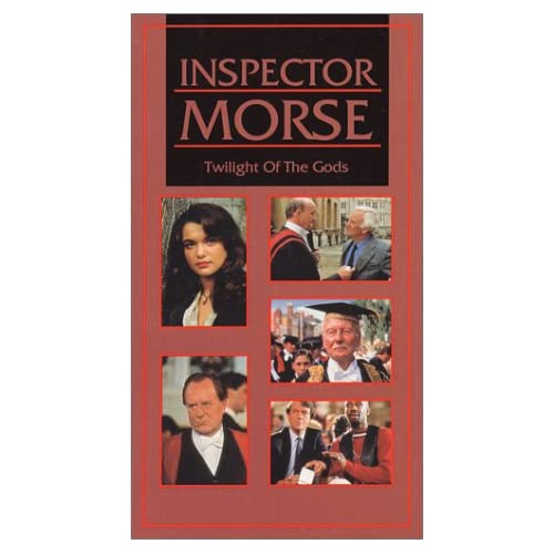 Image 0 of Inspector Morse Twilight Of The Gods On VHS With John Thaw