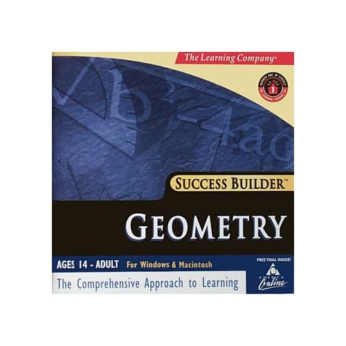 Image 0 of Success Builder: Geometry Software
