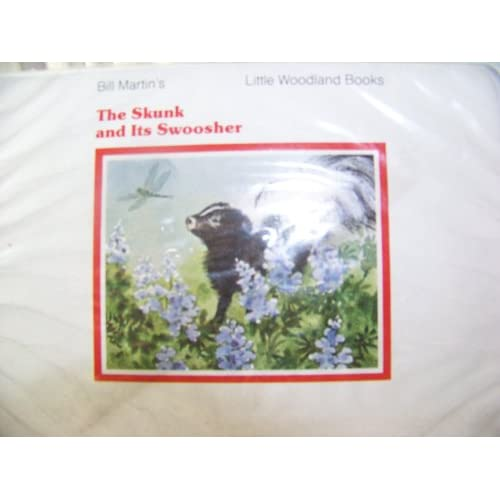 Image 0 of Bill Martin's The Skunk And It Swoosher Book And Cassette By Bill Martin On Audi