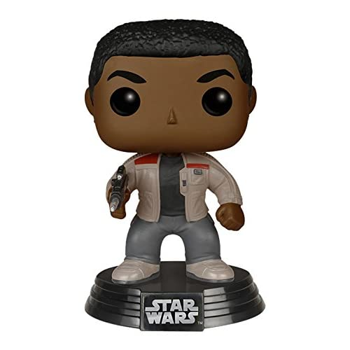 Image 0 of Pop Figure Star Wars: Finn Toy
