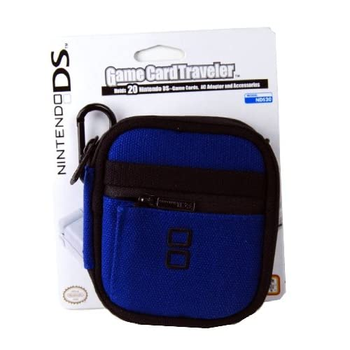 Image 0 of Nintendo Game Card Traveler Blue For DS