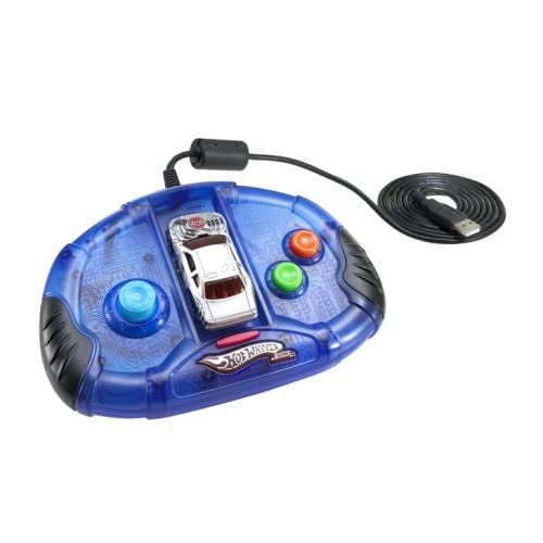 Hot Wheels Turbo Driver Controller Toy