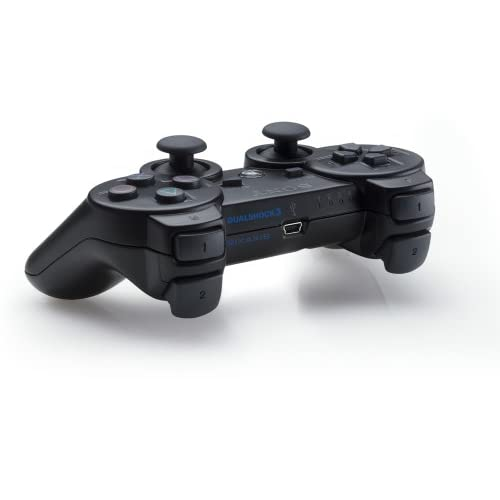 Image 2 of OEM Dualshock 3 Wireless Controller For PS3 Charcoal Black