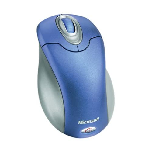 Image 0 of Microsoft Wireless Optical Mouse Periwinkle Standard 10081013