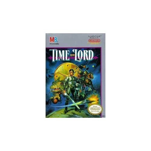 Image 0 of Time Lord For Nintendo NES Vintage