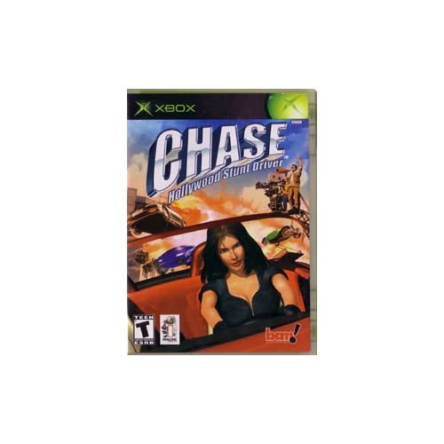 Image 0 of Chase Hollywood Stunt Driver For Xbox Original