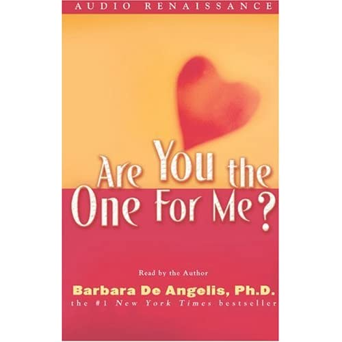 Image 0 of Are You The One For Me?: Knowing Who's Right And Avoiding Who's Wrong By De Ange