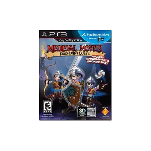 Image 0 of Sony Medieval Moves: Deadmunds Quest PlayStation 3 Renewed