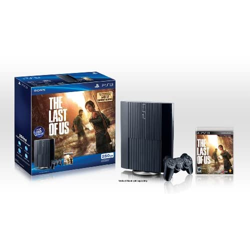 Image 2 of PlayStation 3 PS3 250GB The Last Of US Bundle Super Slim