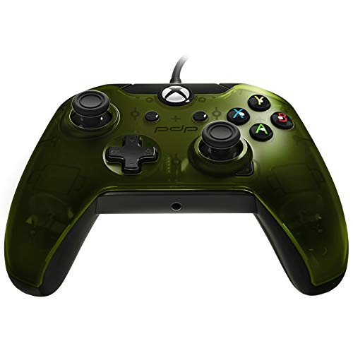 Image 0 of PDP Wired Controller For Xbox One Xbox One X And Xbox One S Verdant Green Gamepa