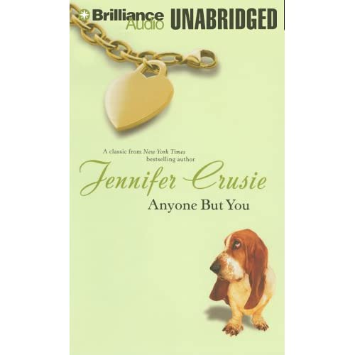 Image 0 of Anyone But You Crusie Jennifer Spoken Word By Crusie Jennifer Ericksen Susan Rea