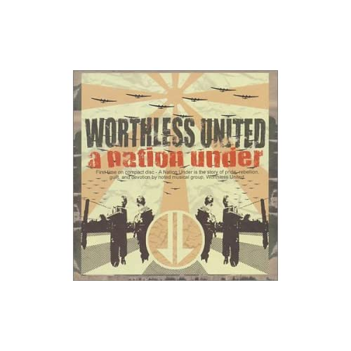 Image 0 of A Nation Under Worthless United Album 2003 by Worthless United On Audio CD