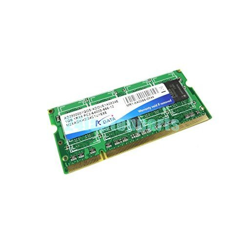 Image 0 of Adata 1GB DDR2 PC2-6400 Laptop Memory RAM AD2800001GOS/ADOVE1A0834E SDRAM